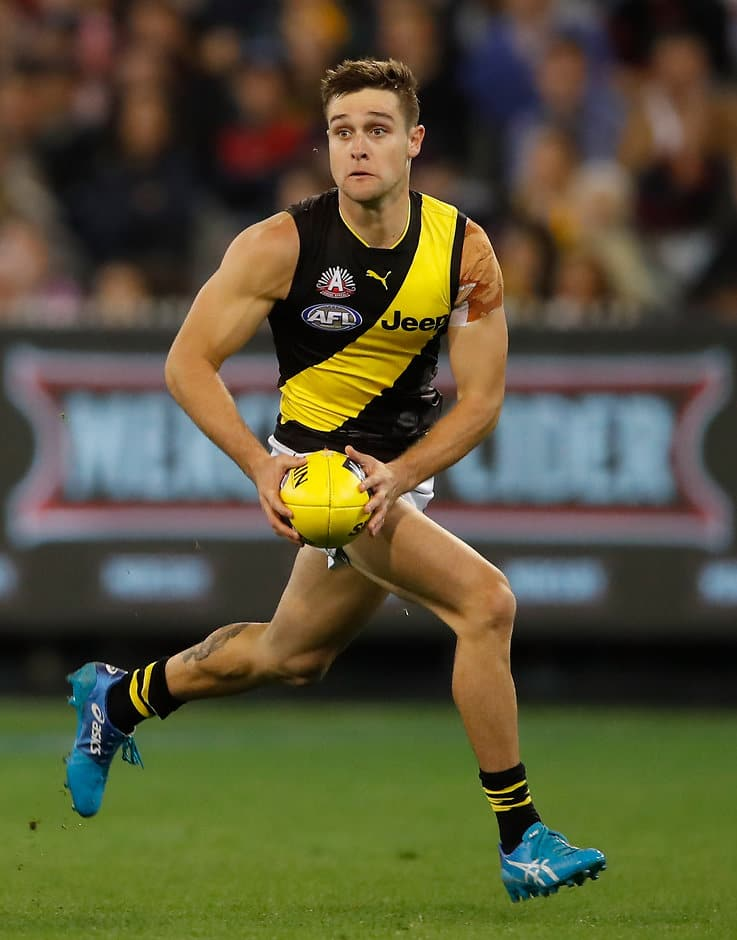 Jayden Short will fight to keep is place in the Richmond team - AFL,Richmond Tigers,Jayden Short