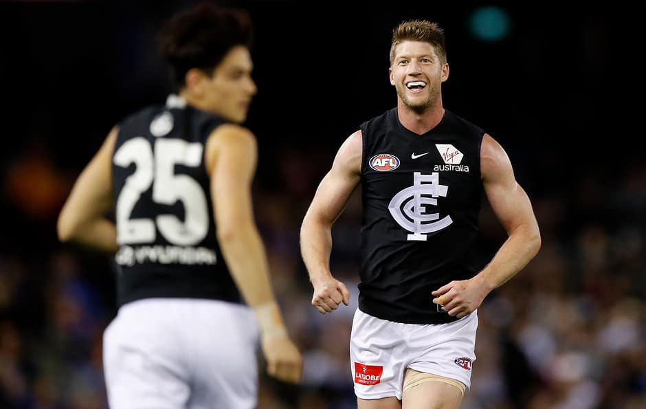 Key defender Sam Rowe has joined St Kilda ahead of the Supplemental Selection Period deadline. - St Kilda Saints,Sam Rowe