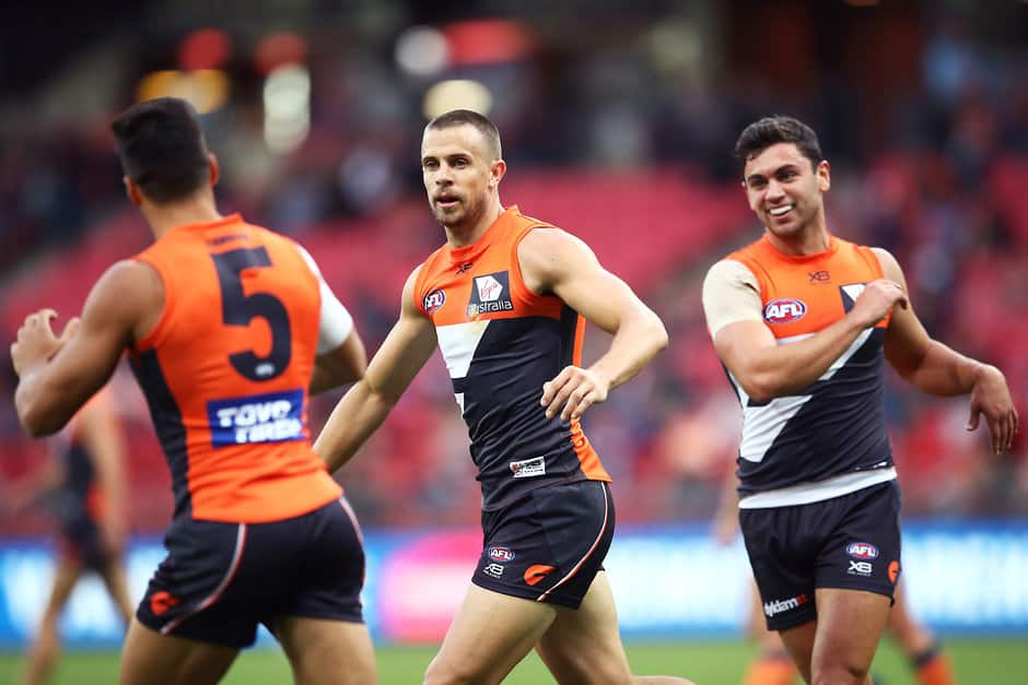 Brett Deledio says his hamstring is not recovering as quickly as he had hoped - AFL,Brett Deledio,GWS Giants,Injuries
