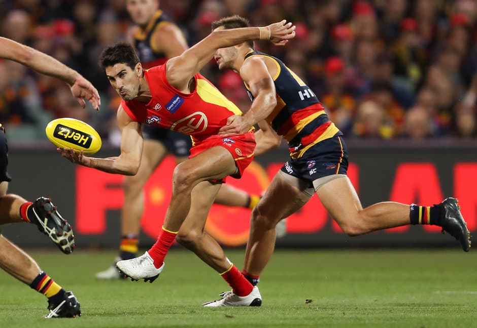 Matt Rosa has had one eye on his post-football career for some time - AFL,Gold Coast Suns,Matt Rosa