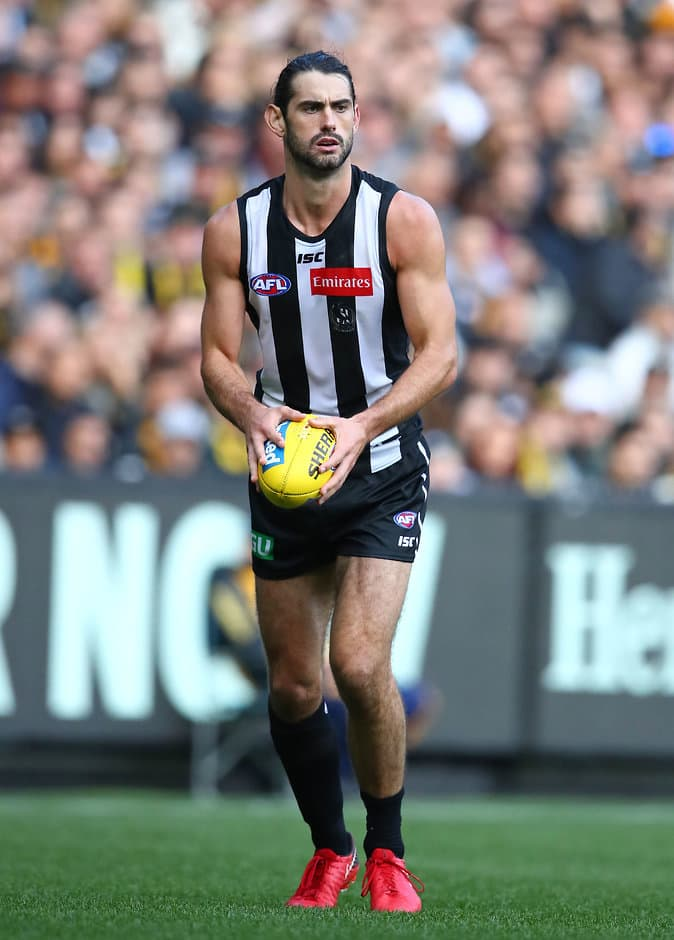 Brodie Grundy is a confirmed starter - AFL
