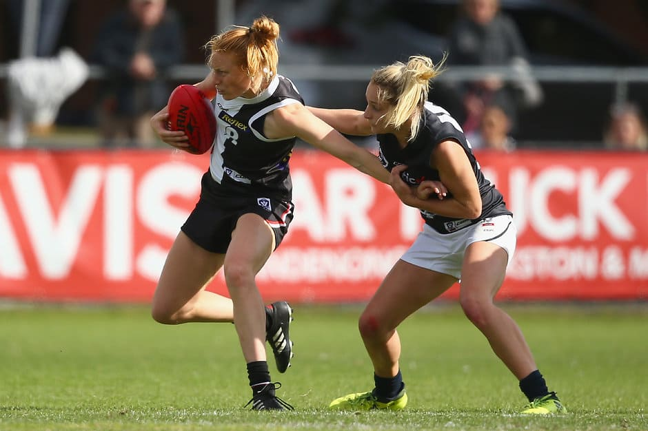Southern Saints coach Peta Searle said her side will feel the sting of losing their star midfielder. - St Kilda Saints,AFLW