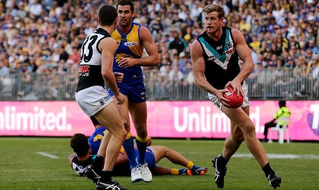 AFL 2018 Round 07 - West Coast v Port Adelaide