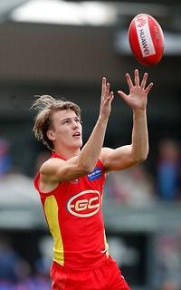 - Gold Coast Suns,Charlie Ballard,Stuart Dew