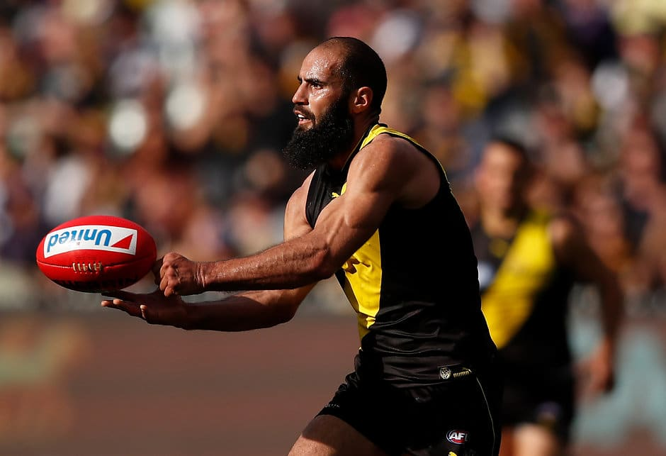 Bachar Houli appears ready to return to the seniors after impressing on his return from a calf strain - AFL,Around the State Leagues,Adelaide Crows,Brisbane Lions,Carlton Blues,Collingwood Magpies,Essendon Bombers,Fremantle Dockers,Geelong Cats,GWS Giants,Hawthorn Hawks,Melbourne Demons,North Melbourne Kangaroos,Port Adelaide Power,Sydney Swans,West Coast Eagles,Western Bulldogs,Gold Coast Suns,St Kilda Saints,Richmond Tigers,WAFL,SANFL,NEAFL,VFL