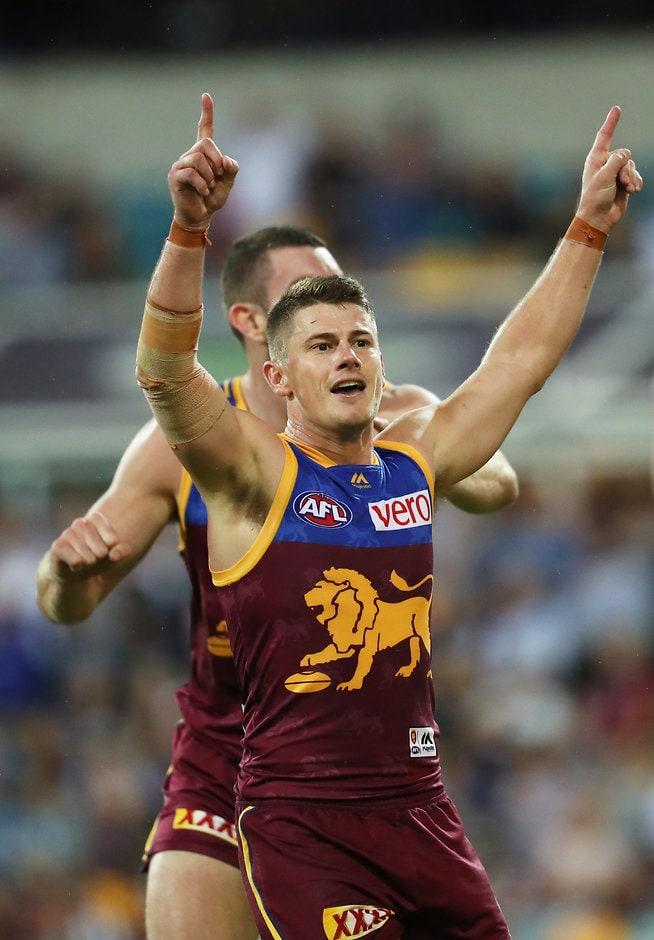If the Dogs tag Zorko will he break free? - AFL,Western Bulldogs,Brisbane Lions