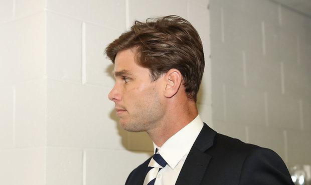 Hawkins has been suspended for one-week. - Geelong Cats,Tom Hawkins