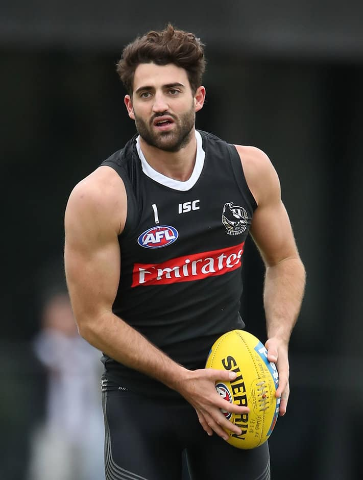 Alex Fasolo will play for Carlton in 2019 after crossing as a free agent - AFL,Collingwood Magpies,Carlton Blues,Alex Fasolo