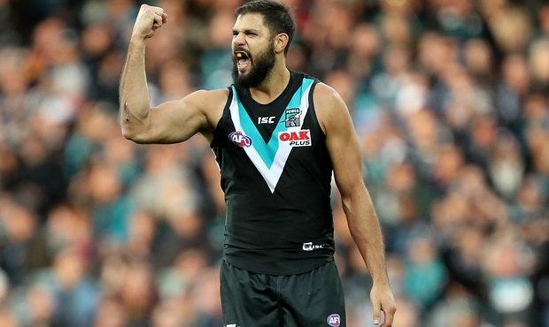 AFL 2018 Round 08 - Port Adelaide v Adelaide