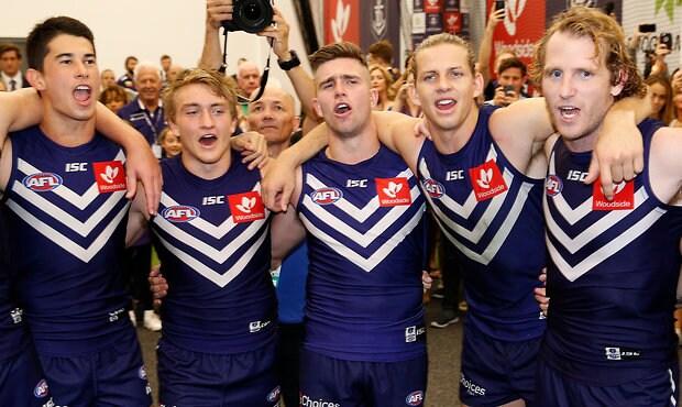 Luke Ryan has only played 24 AFL career games. - Fremantle Dockers,Luke Ryan,AFL