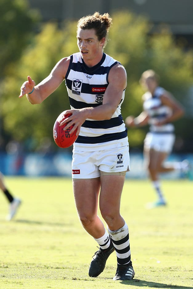 Wylie Buzza is a chance to return for the Cats - AFL,Geelong Cats,Wylie Buzza,Lincoln McCarthy,Injuries