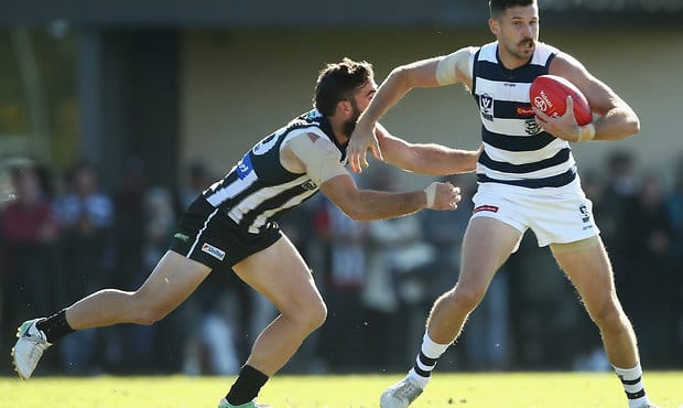 VFL 2018 Round 06 - Collingwood v Geelong