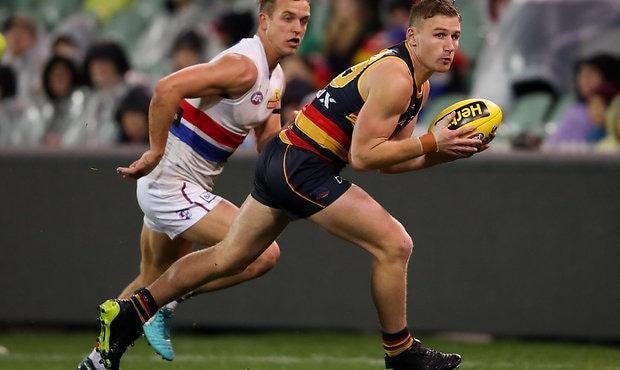 AFL 2018 Round 09 - Adelaide v Western Bulldogs