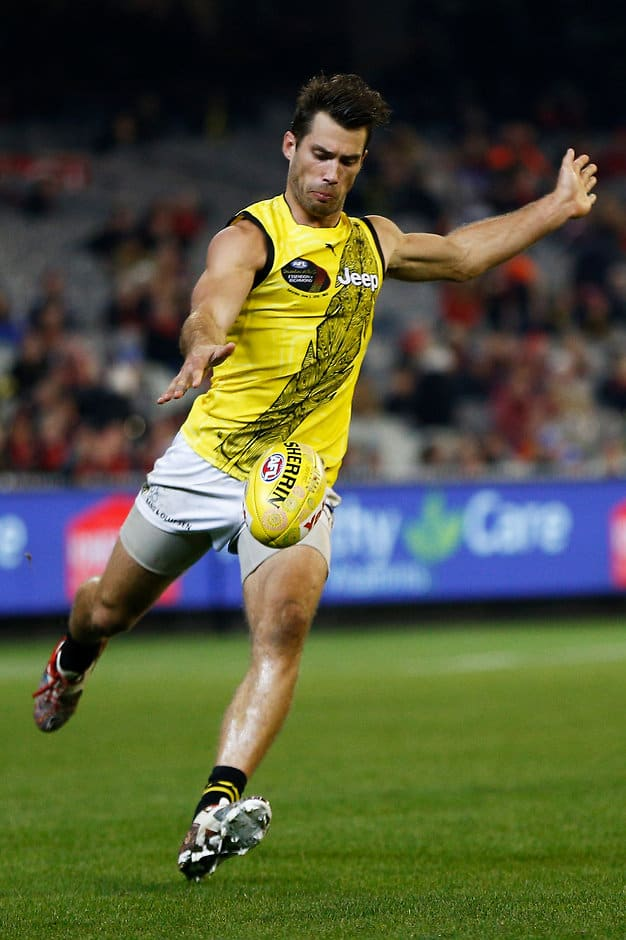 Alex Rance was fined for staging in the clash with Essendon - AFL,Alex Rance,Richmond Tigers