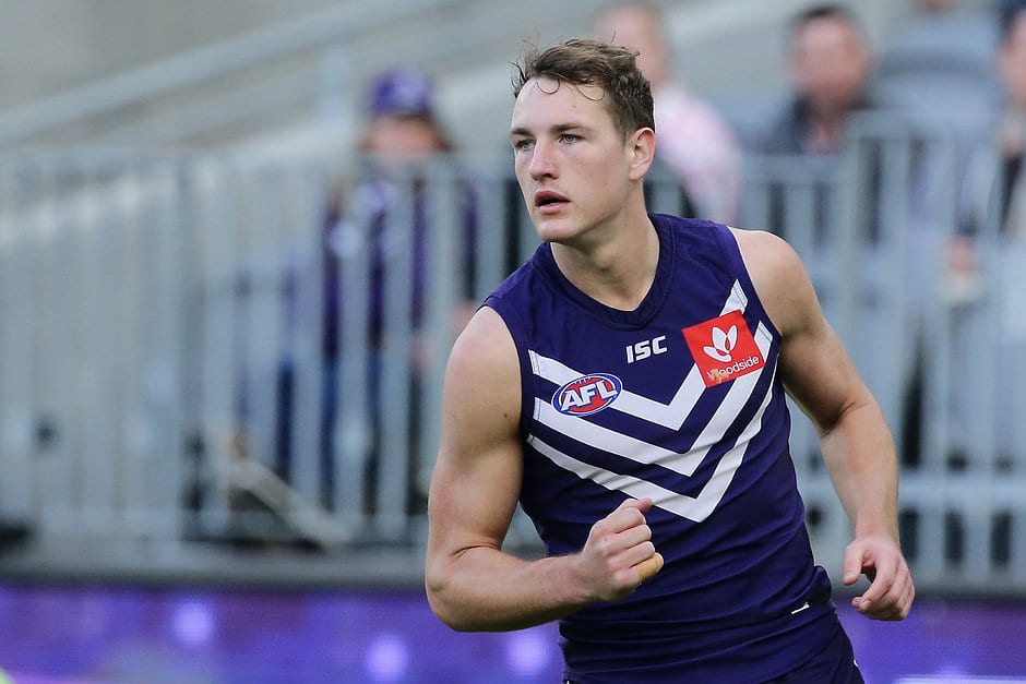 Dockers forward Brennan Cox - AFL,Fremantle Dockers,Brennan Cox
