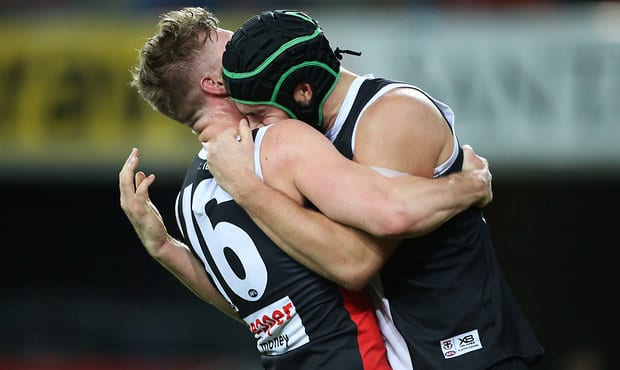 Go behind the lens of Saturday night's thrilling win over the Suns. - St Kilda Saints
