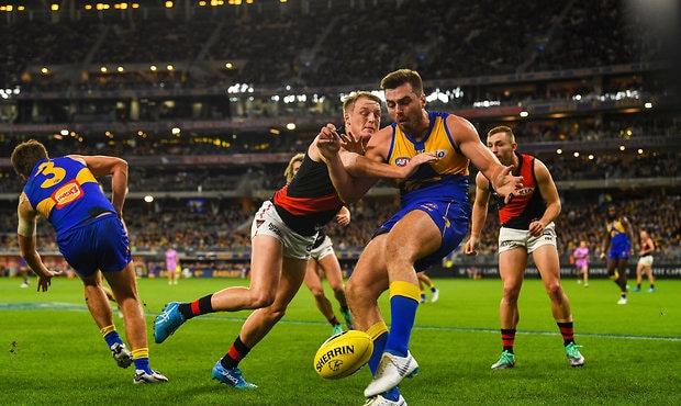 AFL 2018 Round 14 - West Coast v Essendon