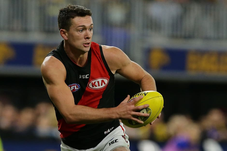 Exciting Bombers defender Conor McKenna - AFL,Draft,Draft Combine
