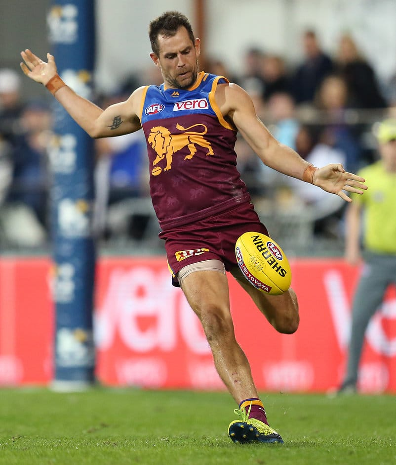 Luke Hodge played his best game for the Lions - AFL,Brisbane Lions,GWS Giants,Chris Fagan