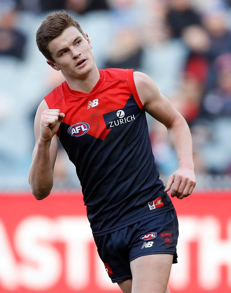 Bayley Fritsch has had an impressive debut season for the Demons - AFL,Melbourne Demons,Bayley Fritsch