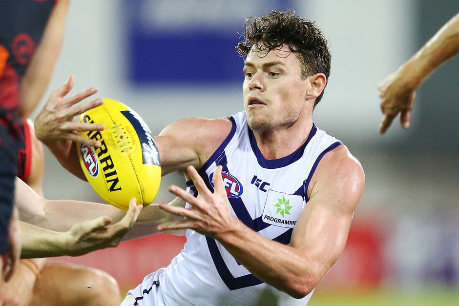 Sports Fremantle is confident star midfielder Lachie Neale will stay with the club - AFL,Fremantle Dockers,Lachie Neale