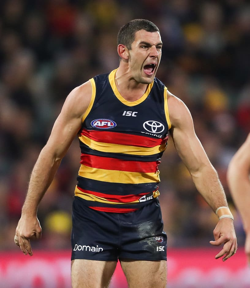 Taylor Walker had surgery on his injured ankle - AFL,Adelaide Crows,Taylor Walker,Injuries