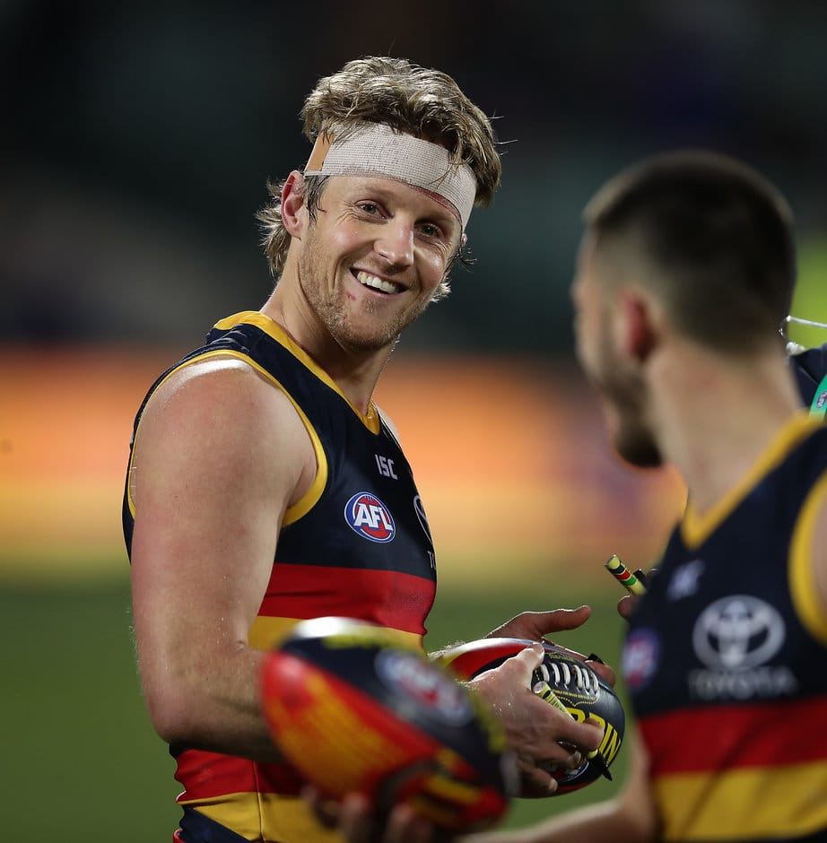 Rory Sloane's great value and already back up to speed - AFL,Fantasy