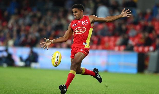 AFL 2018 Round 17 - Gold Coast v Essendon
