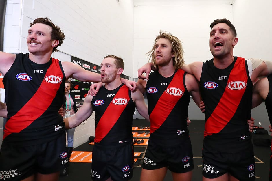Can the Bombers break their 14-year finals drought next season? - AFL,Essendon Bombers