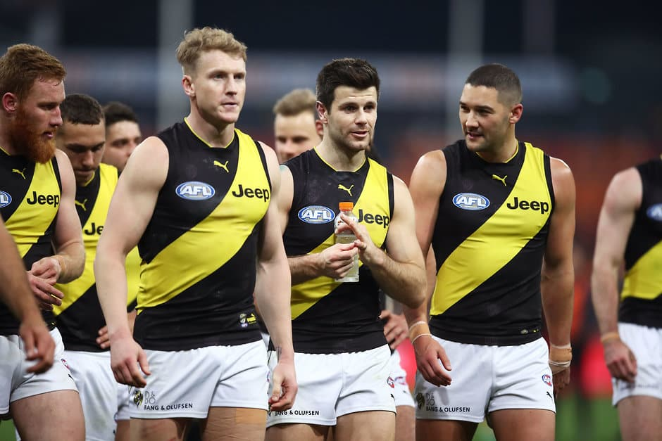 The stats files: The blueprint to beating Richmond - AFL com au