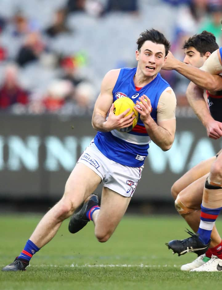 Toby McLean has signed on with the Dogs - AFL,Western Bulldogs,Contracts,Toby McLean
