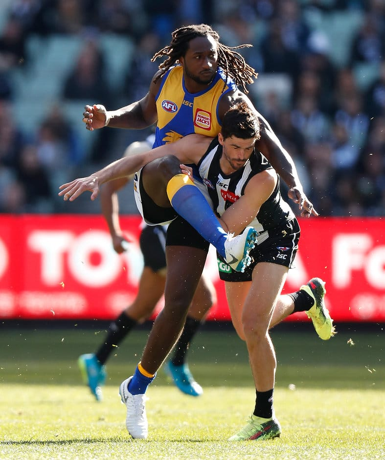 The Eagles will be without Nic Naitanui for the rest of this season, and possibly all of next year - AFL,West Coast Eagles,Nic Naitanui,Injuries