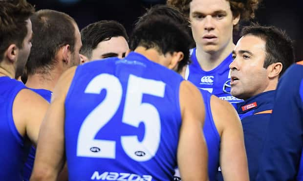 AFL 2018 Round 17 - North Melbourne v Sydney