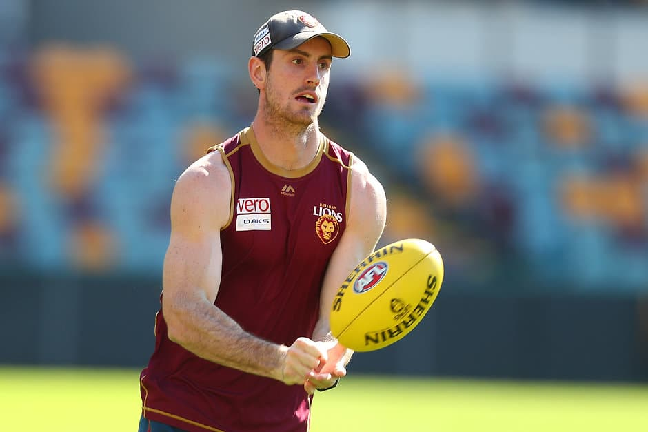 Darcy Gardiner has inked a contract extension - AFL,Brisbane Lions,Contracts,Oscar McInerney,Darcy Gardiner