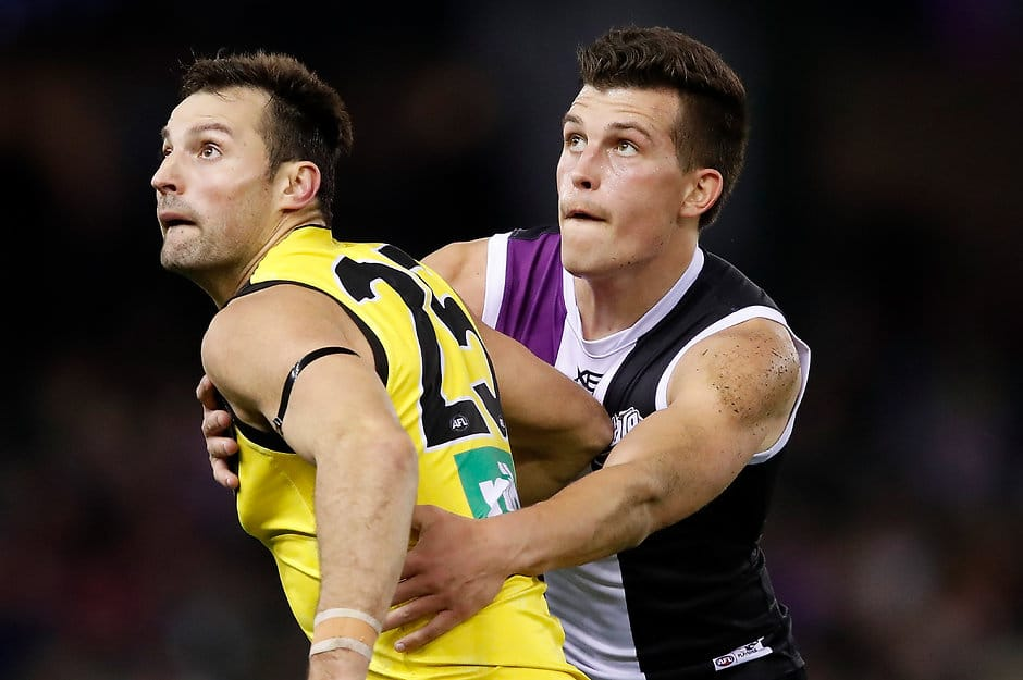 Toby Nankervis is likely to return for the clash with Essendon - AFL,Adelaide Crows,Brisbane Lions,Carlton Blues,Collingwood Magpies,Essendon Bombers,Fremantle Dockers,Geelong Cats,Gold Coast Suns,GWS Giants,Hawthorn Hawks,Melbourne Demons,North Melbourne Kangaroos,Port Adelaide Power,Richmond Tigers,St Kilda Saints,Sydney Swans,West Coast Eagles,Western Bulldogs,In the Mix