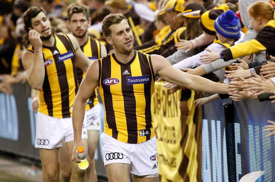 Jonathan O'Rourke has been delisted by Hawthorn - AFL,Hawthorn Hawks,Delistings,Jonathan O'Rourke,Dallas Willsmore,Kurt Heatherley
