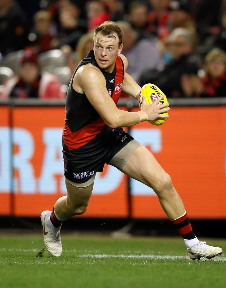 Brendon Goddard will be playing his final game in Essendon colours - AFL,Port Adelaide Power,Essendon Bombers