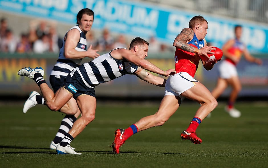 The Cats and Lions haven't met since round 19 last year - AFL,Geelong Cats,Chris Scott