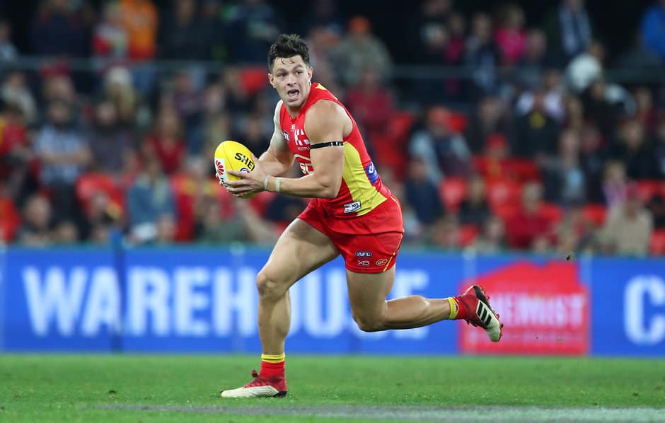 Jesse Lonergan has been delisted by the Suns - AFL,Delistings,Brad Scheer,Harrison Wigg,Jesse Lonergan