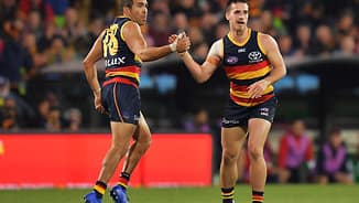 Crows search for 'perfect' mix
