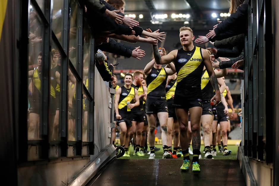 The Tigers' MCG record is imposing - AFL,Richmond Tigers,Simon Black
