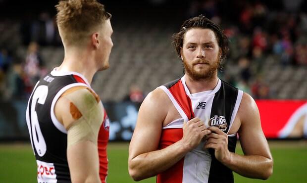 AFL 2018 Round 20 - St Kilda v Western Bulldogs