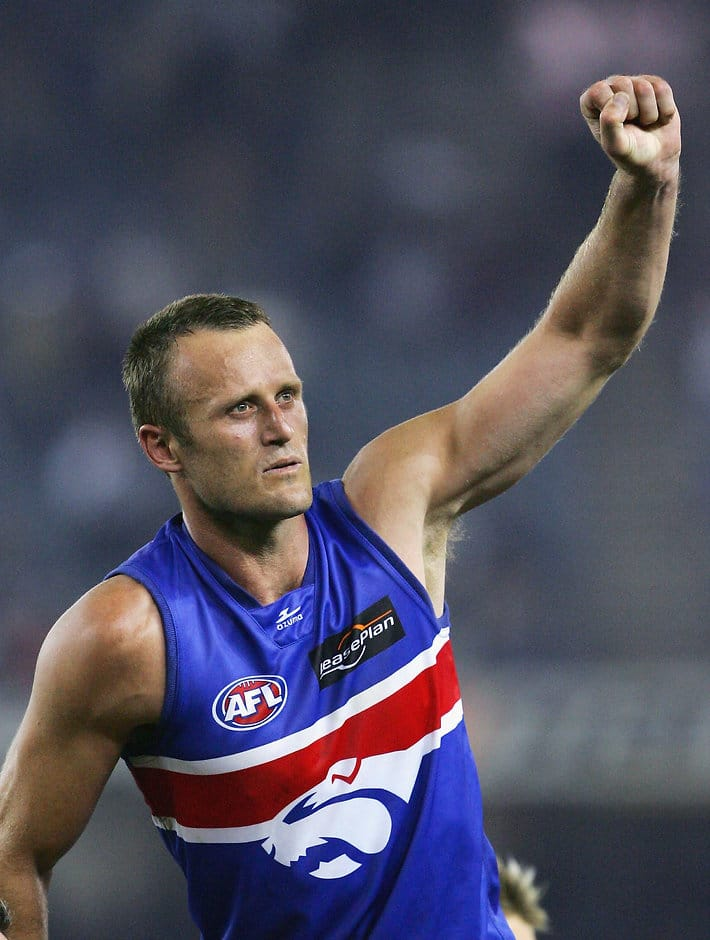 Christ Grant played 341 games across a decorated career expanding 18 seasons. (Photo: AFL Media) - Western Bulldogs