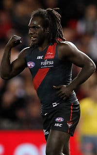 Anthony McDonald-Tipungwuti kicked five goals