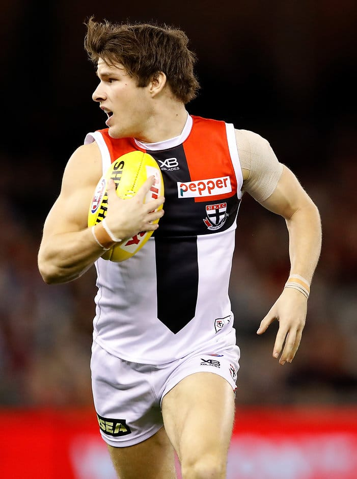 Nathan Freeman has been delisted by St Kilda after two games in three years - AFL,St Kilda Saints,Nathan Freeman