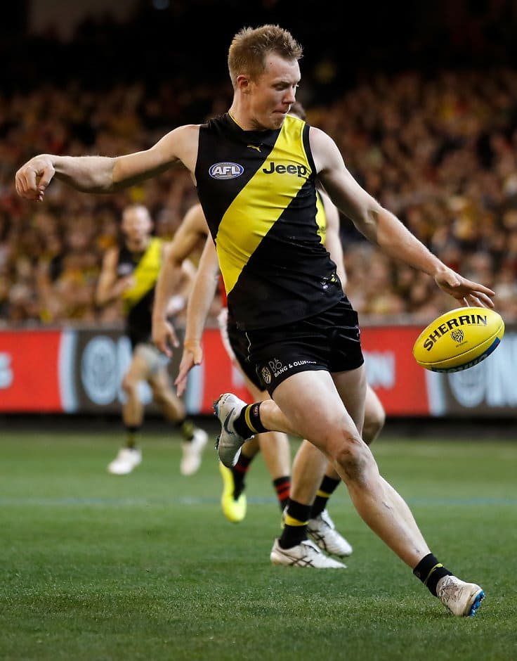 Jack Riewoldt kicked two goals against the Bombers - AFL,Richmond Tigers,Damien Hardwick