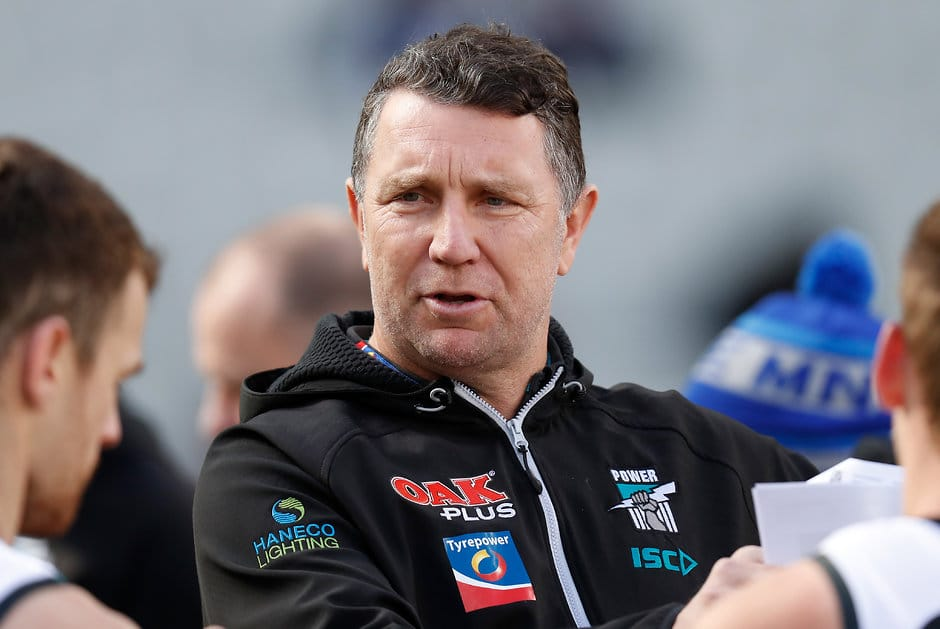 St Kilda's new assistant coach Brendon Lade is determined to make his mark at Moorabbin. - St Kilda Saints,Brendon Lade