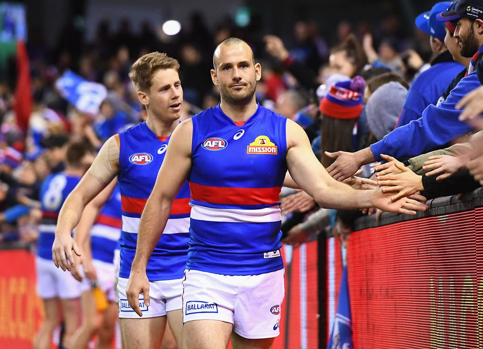 Dogs Confirm New Deal For Sharpshooter Aflcomau