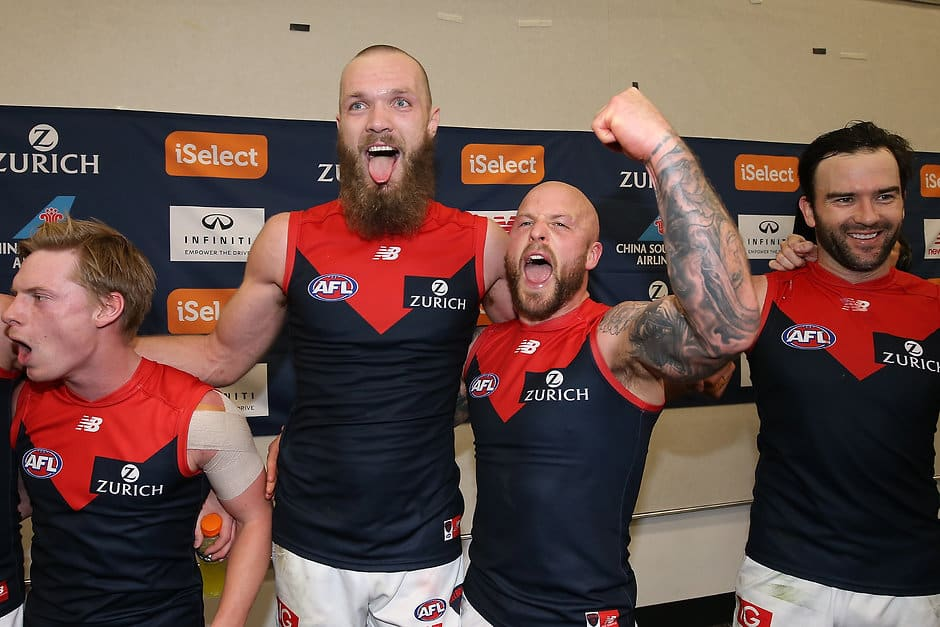 Finals-bound Demons can match it with the best