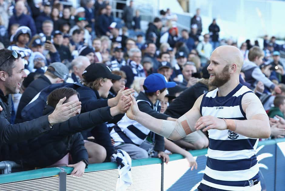 Geelong fans will have to pay more to see Gary Ablett in action next season - AFL,Geelong Cats,GMHBA Stadium